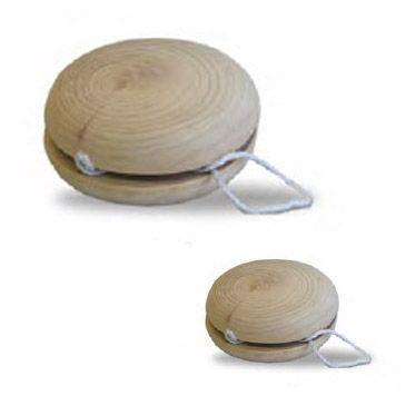 Yo-Yo traditionnel en bois made in Portugal