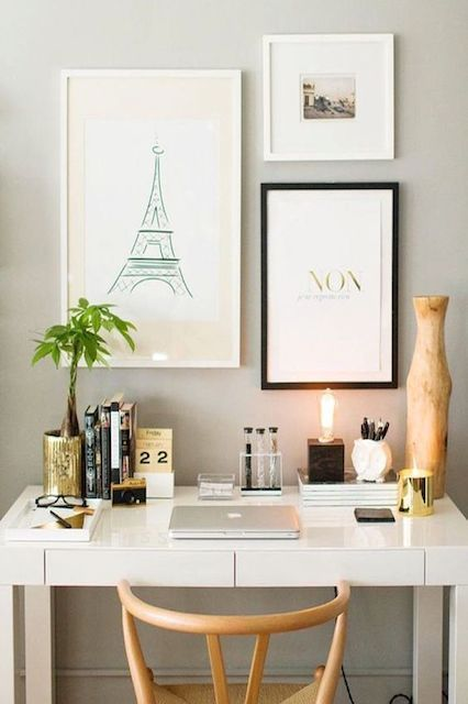 How To Decorate Like You ve Got Your Sh t Together  Small Bedroom OfficeSmall  Home. 25  best Cheap home office ideas on Pinterest   Filing cabinets