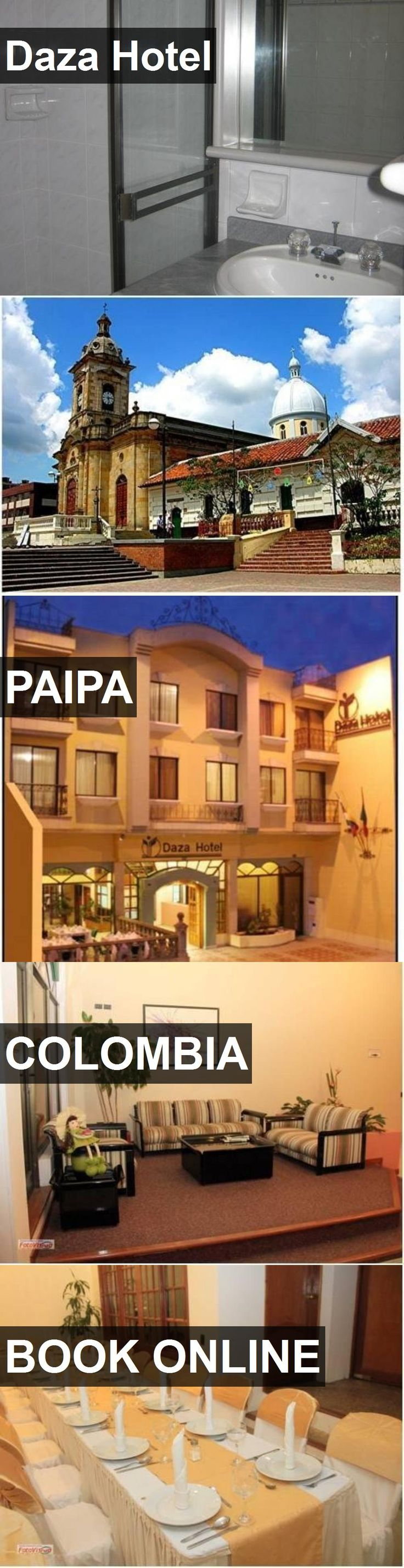 Hotel Daza Hotel in Paipa, Colombia. For more information, photos, reviews and best prices please follow the link. #Colombia #Paipa #hotel #travel #vacation
