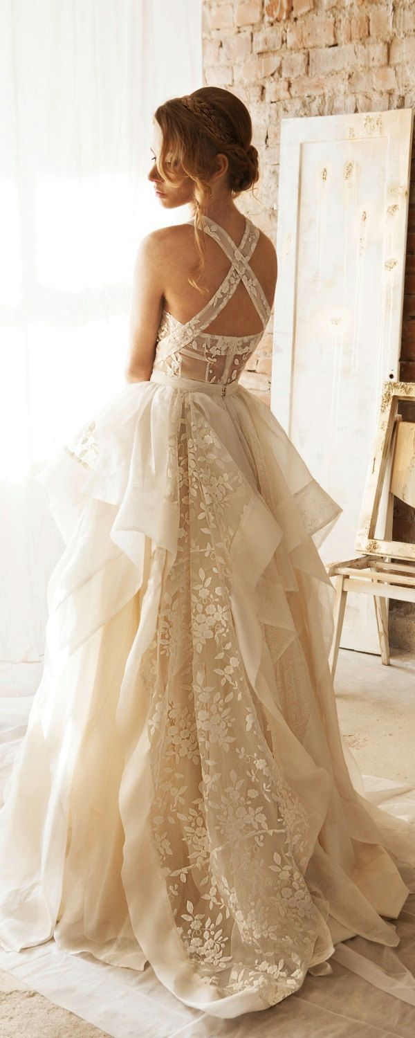 Wedding Separates, Wedding Dress, Rustic Wedding Dresses, Bridal Gown, White Lac…