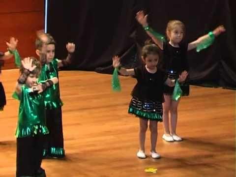 Minikler Sarayı Anaokulu Latin Dansı