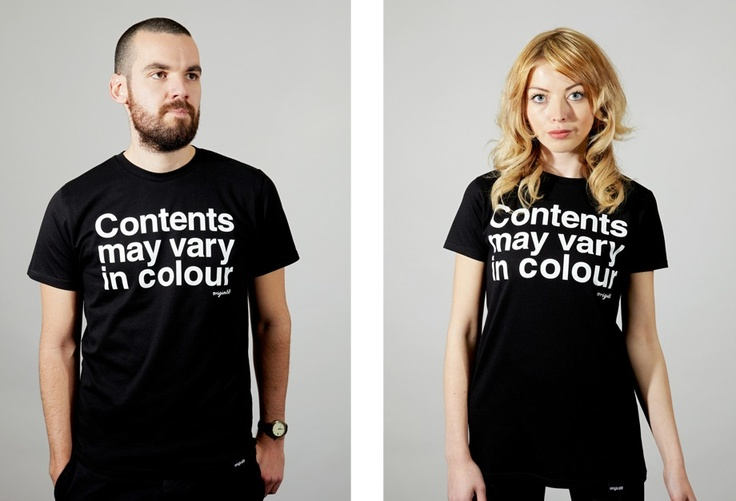 Content may vary in colour tshirt.