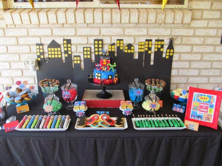 74 best Avengers - Festa images on Pinterest | Birthdays, Party ...