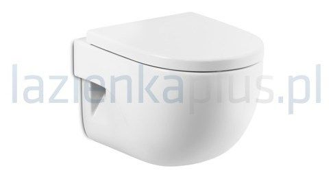 Miska WC Roca Meridian Compacto A346248000