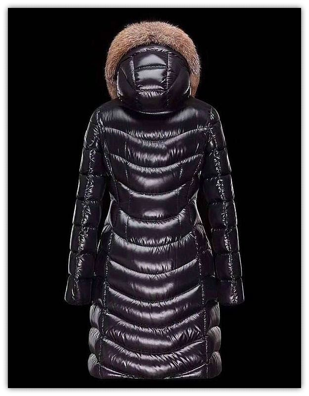 We Sell Only Genuine Black Moncler Jacket Womens Black ...
