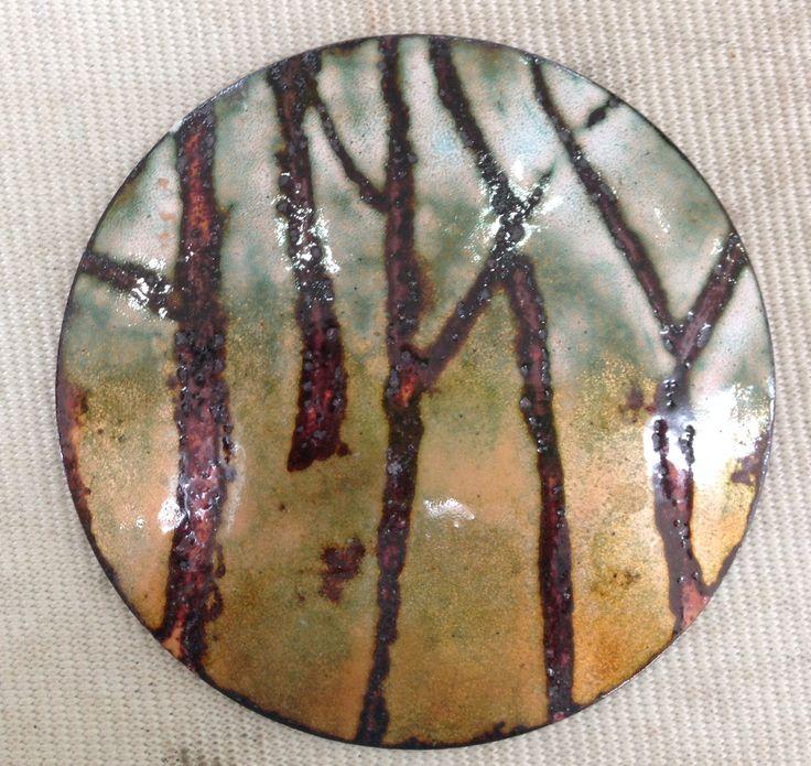"""Copper picture...3"""" wide."""