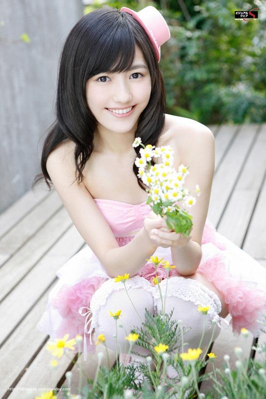 Mayu Watanabe #AKB48