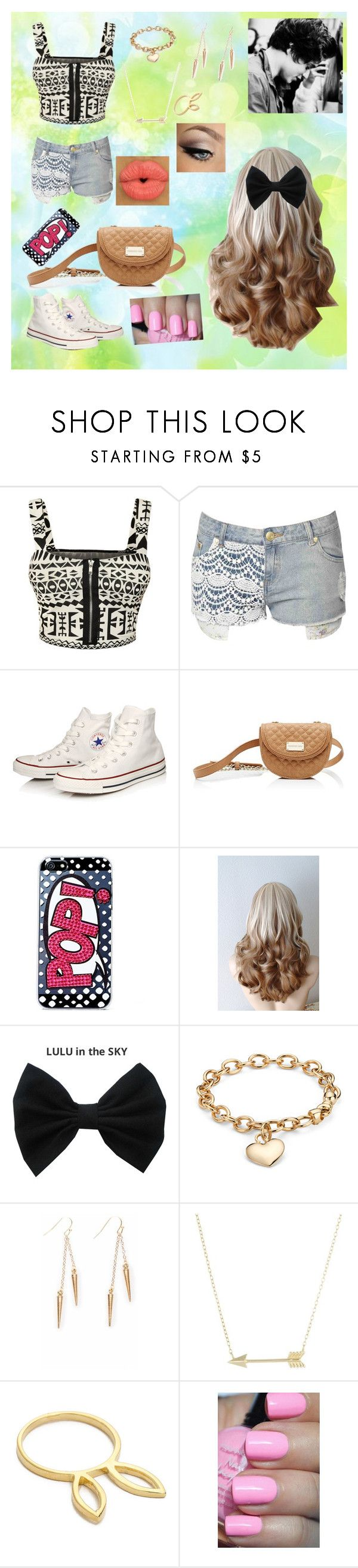 """""""Bradley Will Simpson"""" by marine081698 ❤ liked on Polyvore featuring WearAll, Jane Norman, Converse, Forever New, Skinnydip, Blue Nile, Amano Studio, Lord & Taylor and Jacquie Aiche"""