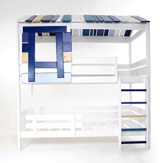 Бамбрия — домики-кровати