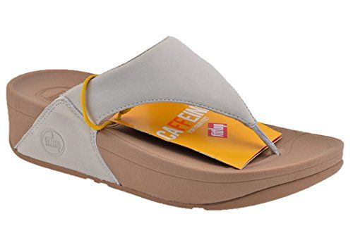 Fitflop Lulu Flip Flops New Size 85 Ladies Shoes >>> Click image to review more details.(This is an Amazon affiliate link)