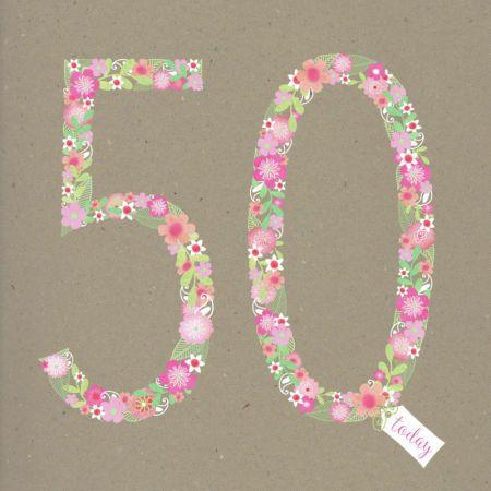 Jane Ryder-gray - Female 50th Birthday