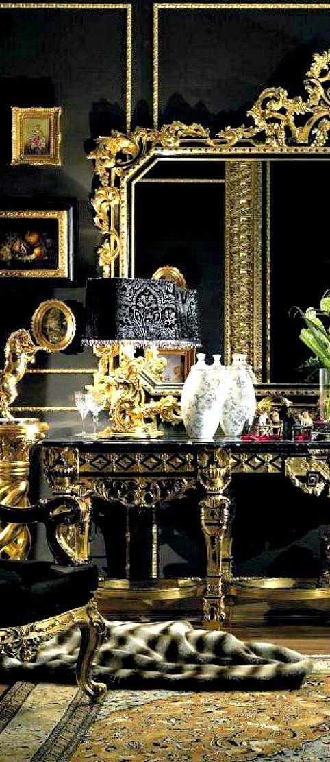 Luxury interiors @}-,-;--