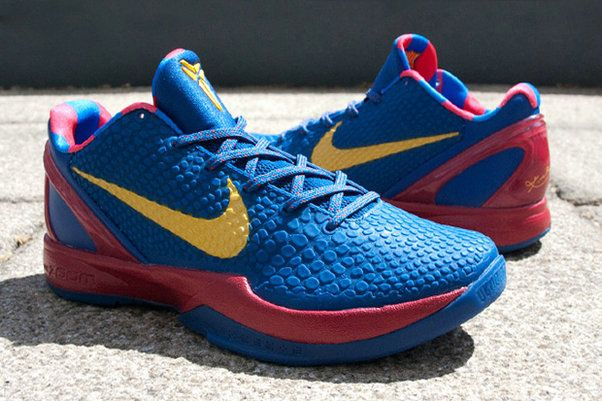 Nike Zoom Kobe VI barcelona  8b08a7742