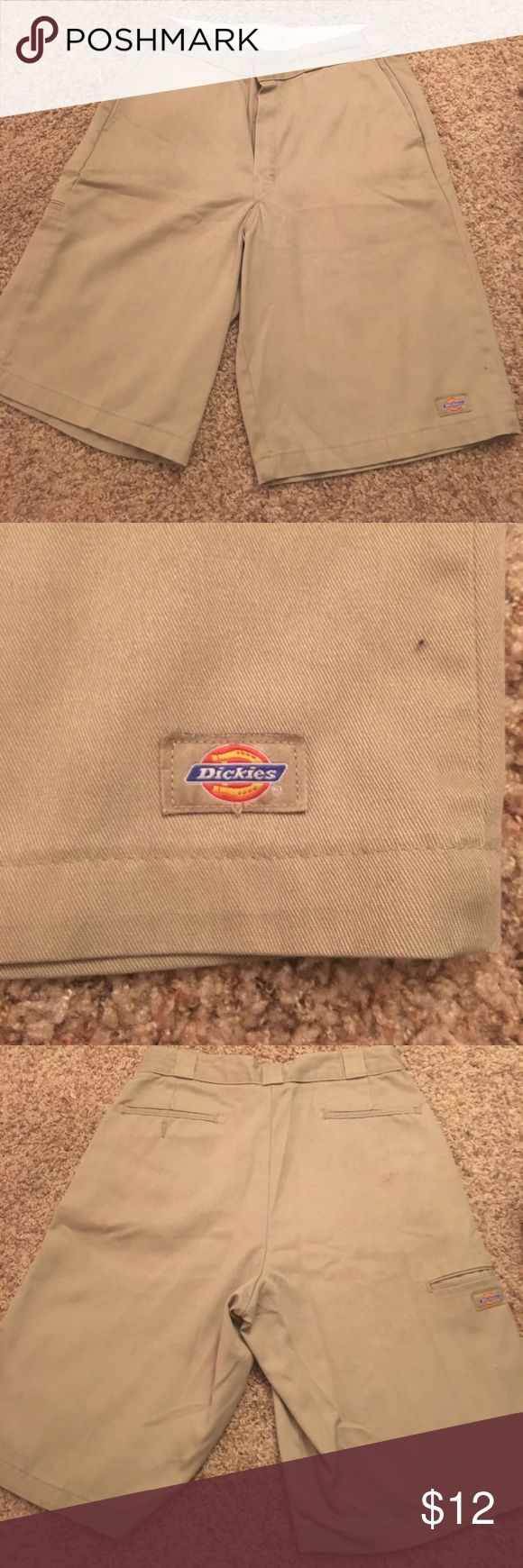 Dickies Cargo Pants. Great condition, worn 2 times. Fits tight. Dickies Shorts Cargo