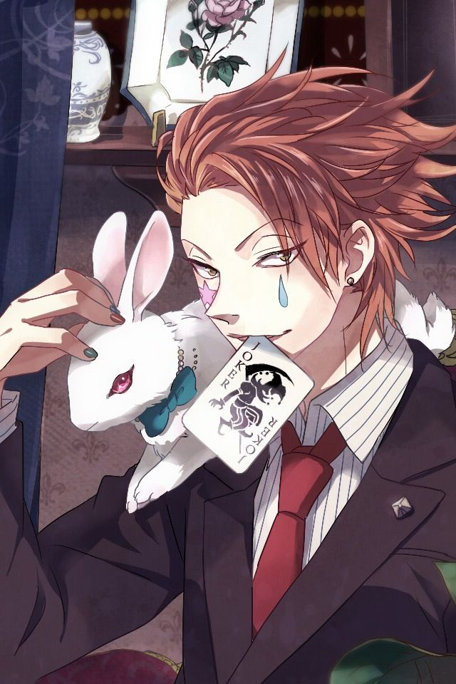 A picture of bishie Hisoka. To be quite honest, normal Hisoka creeps me out...
