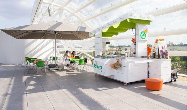 Cea mai fresh locatie! Essence fruit bar @Terasa Promenada