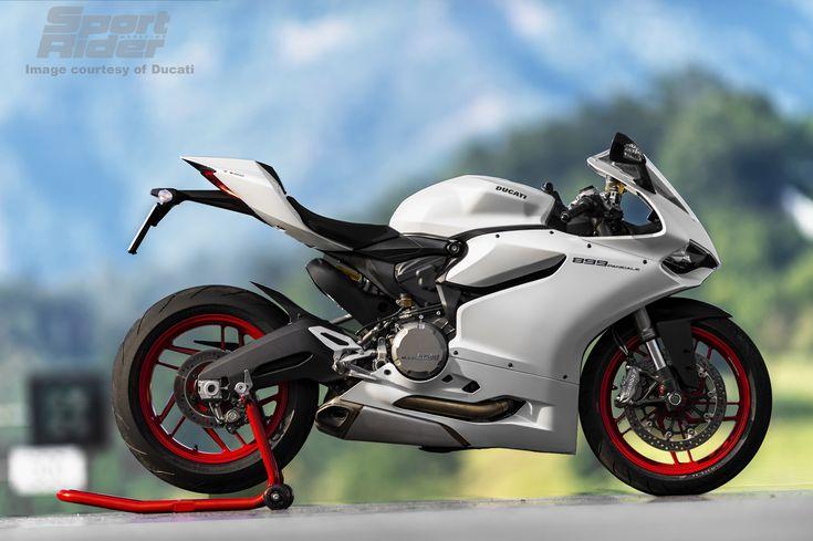 Ducati-899-Panigale-in-White-Color