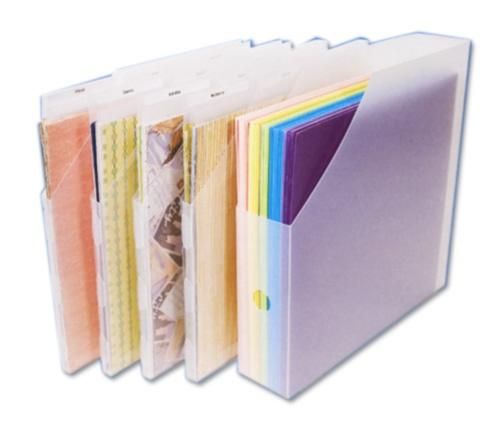 Nice for 12 x 12 Storage. Cropper Hopper Vertical Storage Value Pack at Scrapbook.com $19.99
