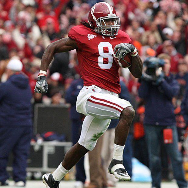 8 Julio Jones Alabama Football Roll Tide Alabama Crimson Tide Crimson Tide Football