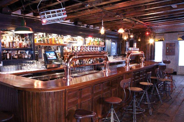 Interior Design Ideas Home Bar: Speakeasy Bar Interior Design Of Fraunces Tavern