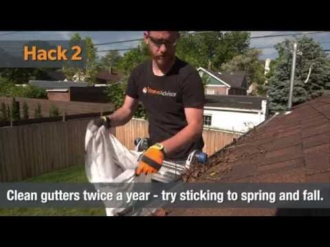 Roof Maintenance | Home Hacks - YouTube