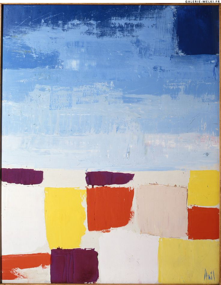 STAEL, Nicolas de | Galerie Melki