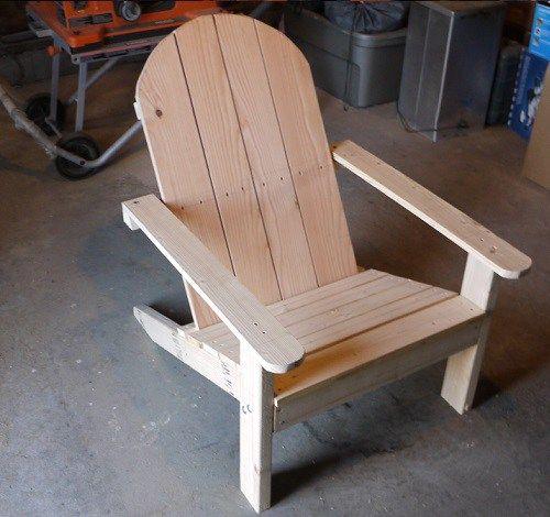 Adirondack Chair Plans Adirondack Chair Plans