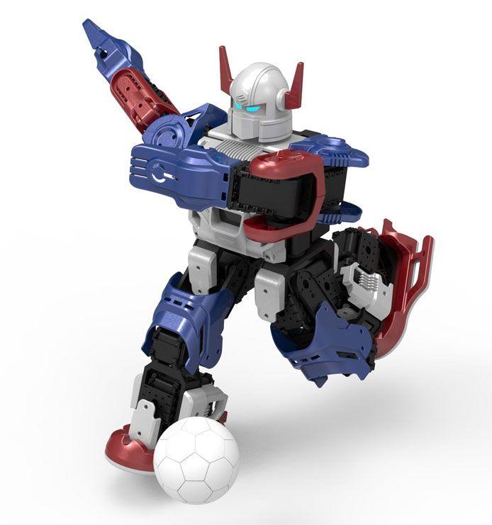 XYZrobot Bolide Advanced Humanoid Robot Kit