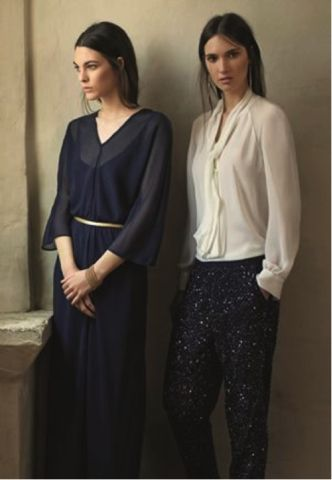 """Brands like Mango are responding to the Muslim Holy Month with a Ramadan Collection. Read more about the collection and the """"Ramadan Rush"""" in our blog.  #SADMBlog #Ramadan #collection #Mango"""