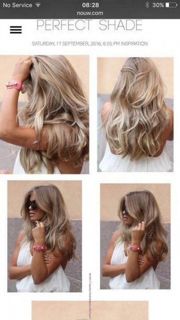 Amazing blonde hair color ideas you have to try 25 37 | myblogika.com #blondecurlyhair