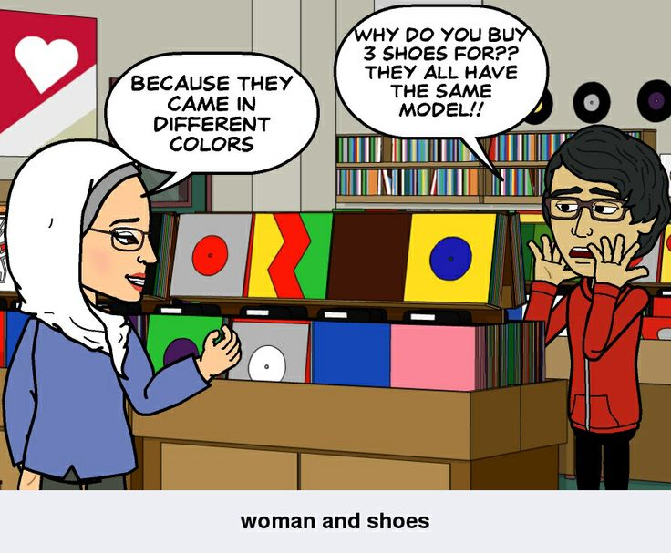 girls and shoes