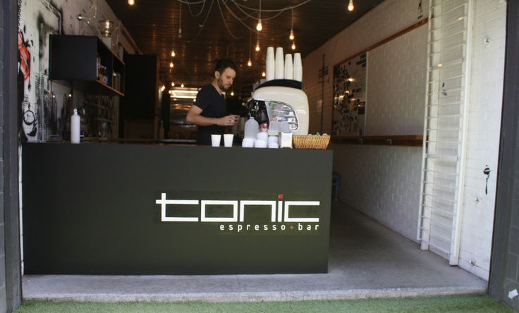 EATDRINK - Tonic Espresso and Bar - Four Thousand. Hynes St, fortitude valley