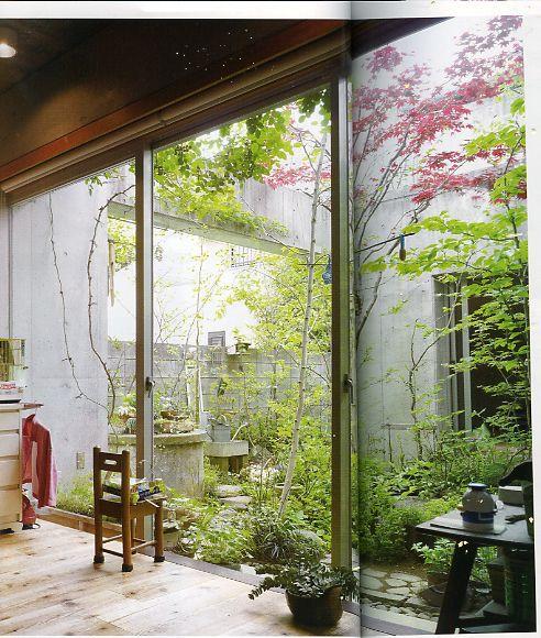 243 best patios indoor gardens images on pinterest decks indoor my hubby loves to design houses with indoor gardens workwithnaturefo