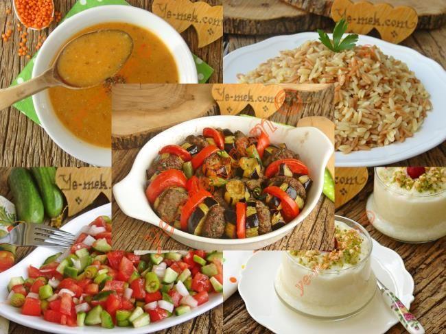 İftar Menüsü (Ramazan 30. Gün) - İftar Menüleri
