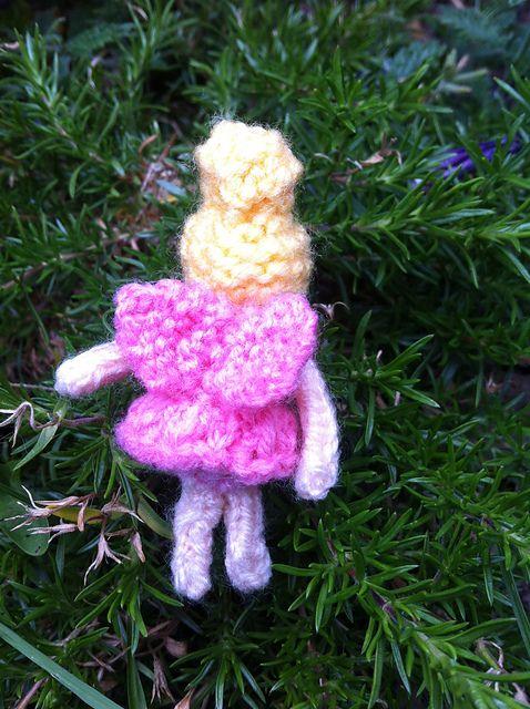 Mini Elf Knitting Pattern : Ravelry: Mini Fairy pattern by Aine Marriott, free Ravelry ...