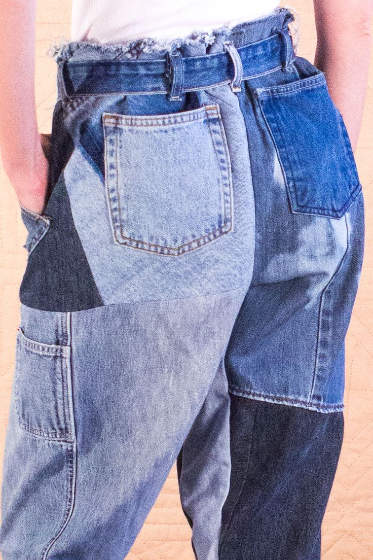 481 best Fashion recycled images on Pinterest | Blue denim jeans Blue jeans and Jeans pants