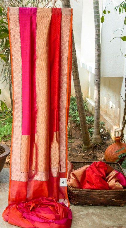 BENARES SILK L04792 | Lakshmi
