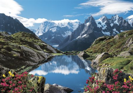 Chamonix, Rhone-Alpes, France, Europe
