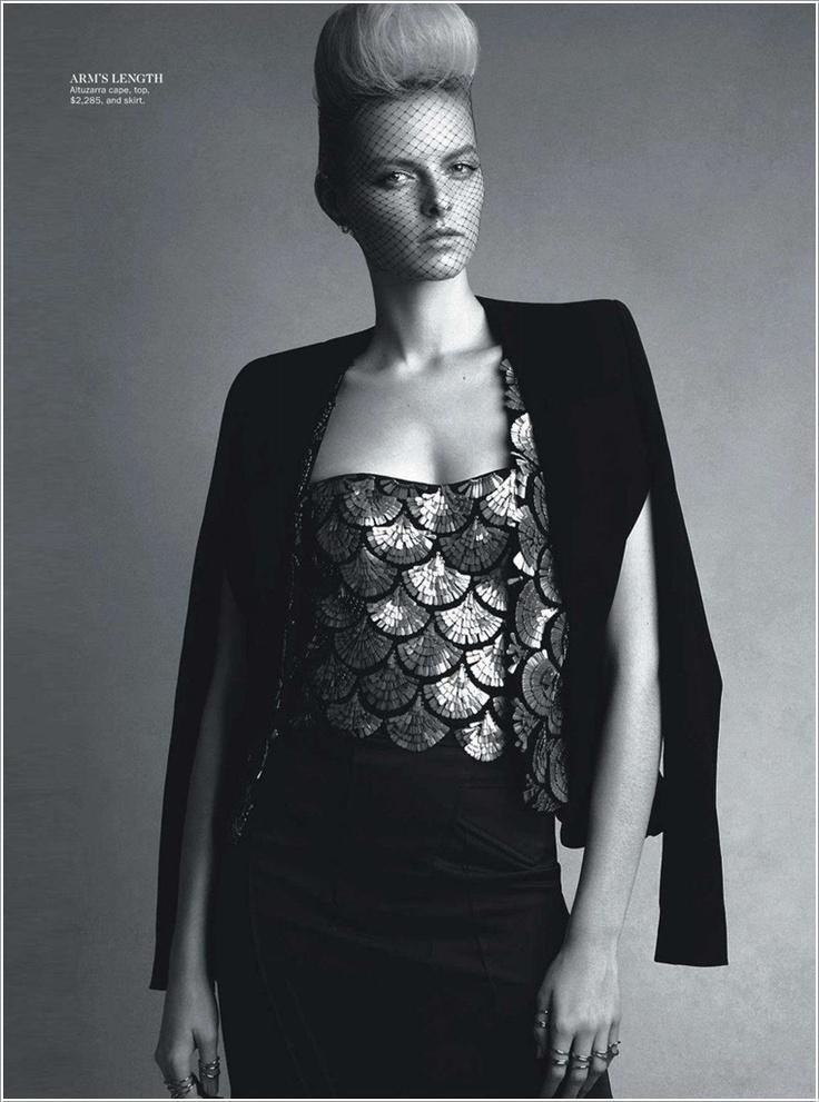 Vogue australien Février 2013
