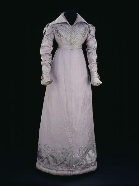 Dress 1817-1820 (made)