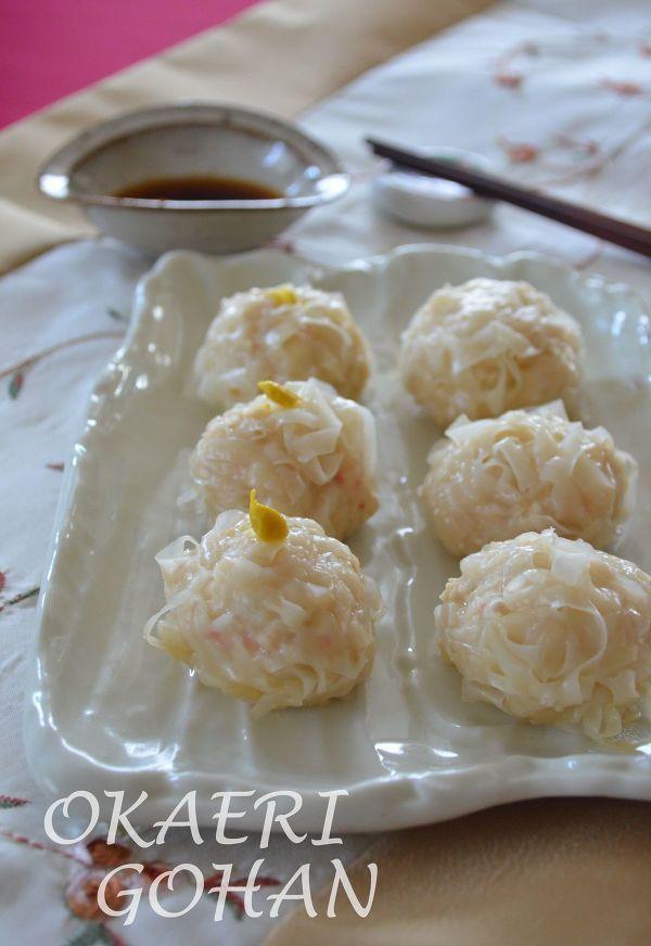 お豆腐とはんぺんのコロコロ焼売 by 松尾絢子(ちきむん) / レシピサイト「Nadia | ナディア」プロの料理を無料で検索