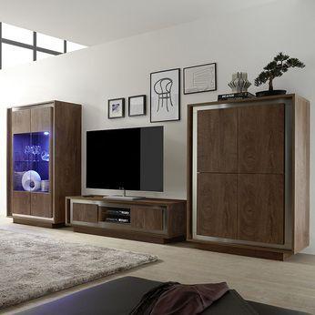 The Best Ideas About Deco Salon Contemporain On Pinterest - Sofamobili meuble tv pour idees de deco de cuisine