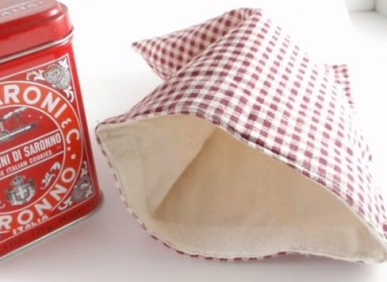 DIY reusable versions of kitchen basics (coffee filters, food wrap, sandwich bags)