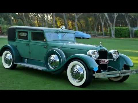 Duesenberg Model X (1926–1927)