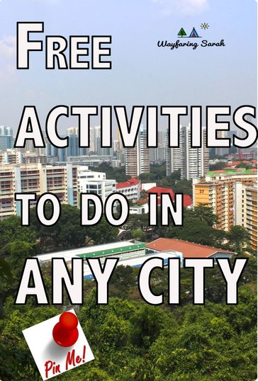 Free Activities To Do In Every City