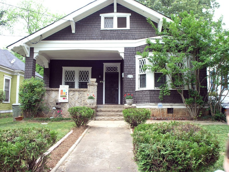 1000 images about atlanta georgia on pinterest atlanta for Craftsman homes atlanta