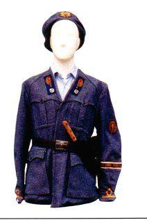 Repubblica Sociale - paratrooper uniform