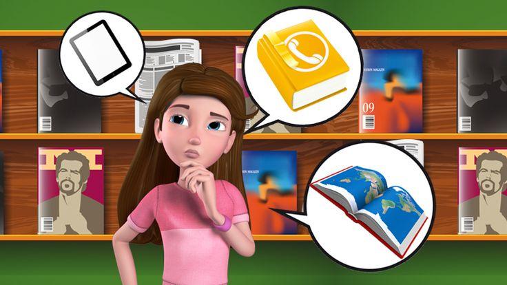 Todos los días estamos en contacto con portadores de textos. Los portadores de texto son: el diccionario, el directorio telefónico, la web, etc. Hay distintos tipos de portadores y sus usos son diversos.