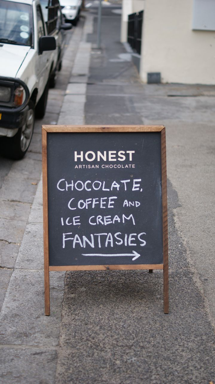 CPT: Honest Chocolate | Humour To The Humdrum