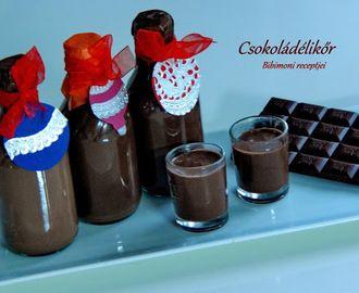 Csokoládélikőr